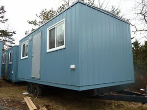 New 10 X 20 Office Trailers for Immediate Sale & Custom Builds!
