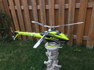 RC Helicopter Goblin 380 KSE (3 blades DFC) for sale