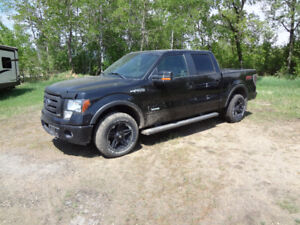 2012 Ford F-150 SuperCrew Limited 4x4 Ecoboost