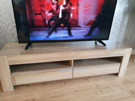 TV unit and matching coffee table