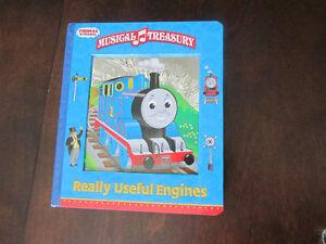 Thomas & Friends Musical Treasury: Really Useful Engines Stratford Kitchener Area image 1