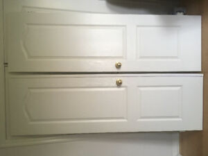 """Excellent 24"""" french doors (can be for closet)"""