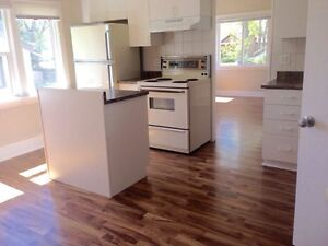 Bright 1+1/2 Bedroom Suite Recently Renoed Available May 15
