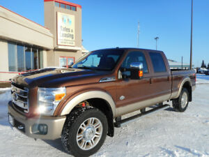 2011 Ford F-350 King Ranch/Diesel NO CREDIT CHECK FINANCING