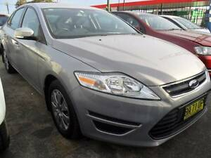 2012 Ford Mondeo LX 2.0l TURBO DIESEL 5D Hatchback GREY Lansvale Liverpool Area Preview