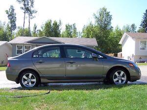 2008 Honda Civic EX-L Sedan