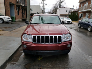 Jeep grand Cherokee limited v8 hemi 2007