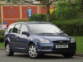 Ford Focus 1.6 2007MY LX Petrol Estate..FULL SERVICE HISTORY + WARRANTY