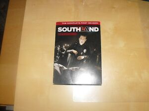 DVD SOUTHLAND the complete first season