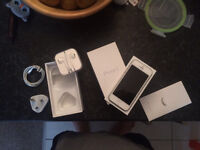 Iphone 5 16GB white locked to EE