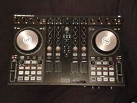 LIKE NEW Traktor S4 Mixer/Controller with Software