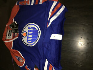 Oilers T. Hall jersey new with tags
