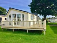 Static Caravan For Sale With Decking Mablethorpe Nr Skegness & Cleethorpes