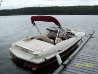 REGAL 1700 XR2 MERC 175HP 6 CYLINDER BOW RIDER JET BOAT