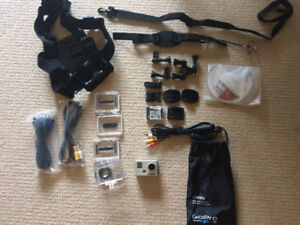 GoPro HD Hero Extreme Camcorder Yhdc5170 & Chest Harness