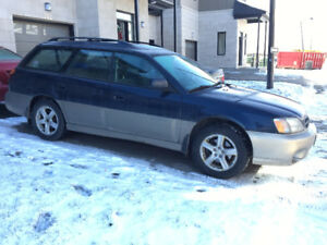 2004 Subaru Outback Limited Wagon for $3000 O.B.O