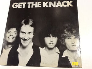 GET THE KNACK Vinyl Record Collectible $10