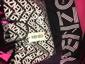 Brand new AUTHENTIC Kenzo tote travel bag.