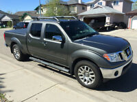 2009 NISSAN FRONTIER LE, SUNROOF, ROCKFORD STEREO, GREAT PRICE!!