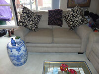 Sofabed & Loveseat