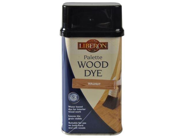 Liberon - Palette Wood Dye Walnut 250ml