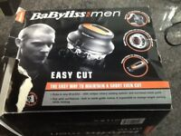Babyliss for men easy cut new never used