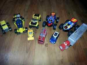 Car and truck lot