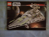 Lego -- Star Wars # 6211 - Imperial Star Destroyer.