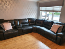 Harveys Leather Corner Suite / Sofa *£3,500 New - Great Used Conditon