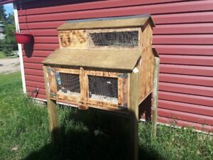 Pet starter kits for sale - Bunny Hutches & small chicken coops