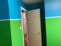 Interior painter at your services !!