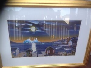 Dave Hoddinot Framed Print