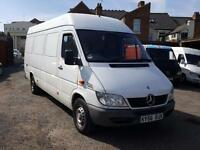 Mercedes-Benz Sprinter 2.2TD 311CDi LWB + HIGH ROOF + PANEL VAN