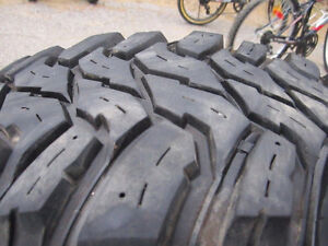 "17"" ETS Trail Master  Tires"
