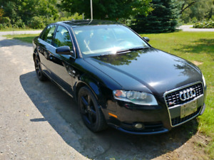 2008 Audi A4 Quattro S-Line $4000 / Trade for SUV