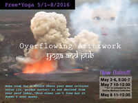 Overflowing Afterwork Yoga and Pub (yoga free of charge!)
