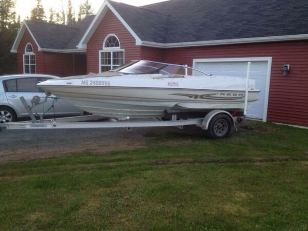 Used 2002 Regal Marine 1800 lsr