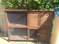 Rabbit Hutch SOLD