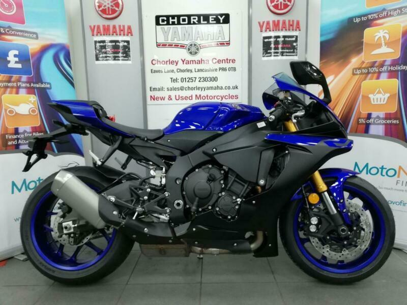 Yamaha Yzf R1 2019 Model Ask For Best Price Delivery Arranged In Chorley Lancashire Gumtree