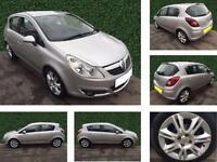 2010 Vauxhall Corsa 1.4 i 16v Design 5dr (a/c)