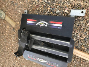 Superglide 5th wheel hitch