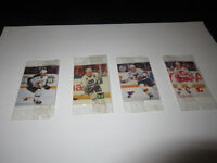 92-93 Humpty Dumpty Chips Hockey Card Series I & II