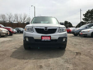 2009 Mazda Tribute GX SUV,Accident Free/New Winter Tires/Certifi