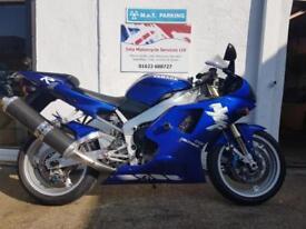 Yamaha YZF R1 1998 Classic Japanese Superbike