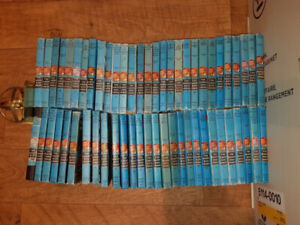 Hardy Boys Series Books 1-58. Varying condition.