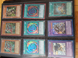 Yugioh Binder/Small collection need sold ASAP link inside