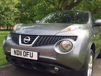 Nissan Juke 1.5 Diesel 2011 11 reg