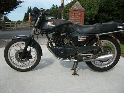 Honda CB250RS Motorbike - Restoration Project?