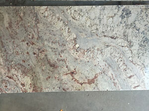 "1"" Granite Counter top"