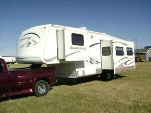 Montana Mountaineer Fifth Wheel Series M-298 RLS